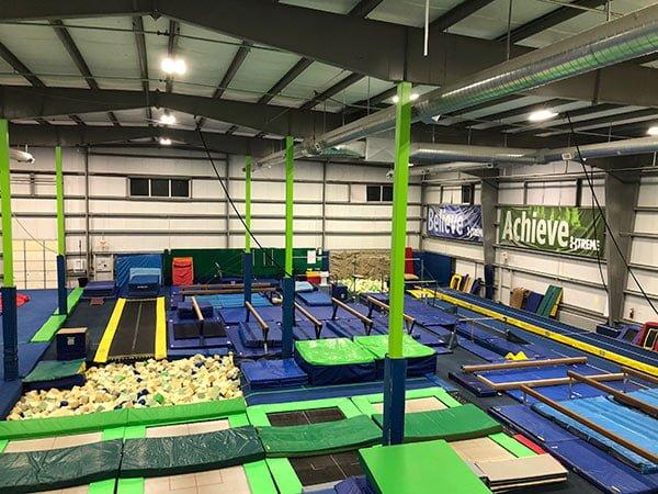 Xtreme Gymnastics facility 3