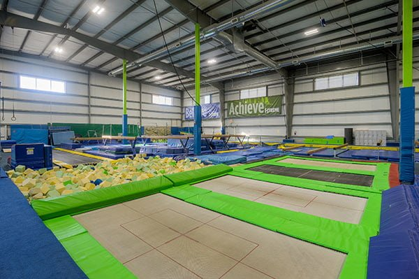 xtreme gymnastics facility