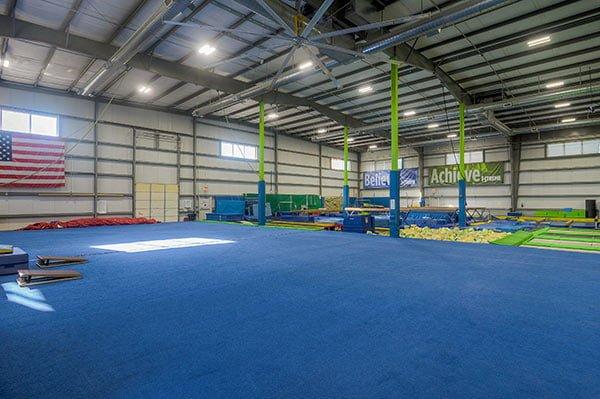 xtreme gymnastics floor
